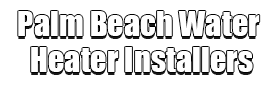 Palm Beach Water Heater Installers logo