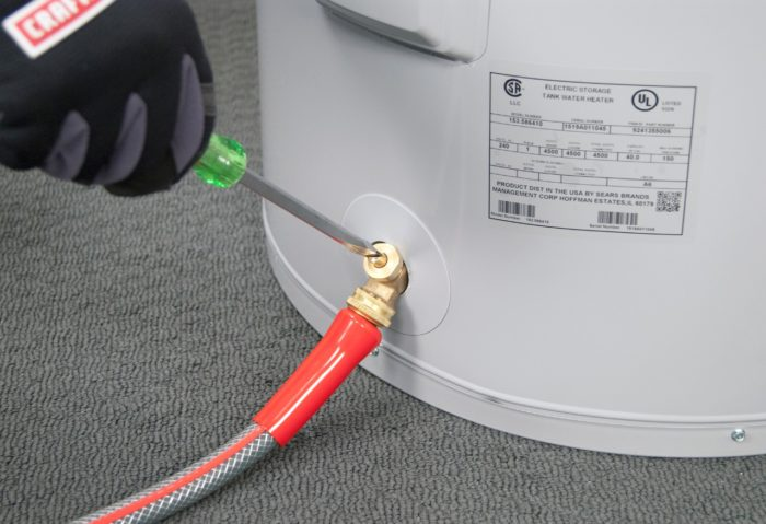 Draining a Water Heater-Palm Beach Water Heater Installers-We do Water Heater Installation and Repair, Natural Gas Water Heaters, 24/7 Emergency Water Heater Service and Maintenance, Hybrid Water Heaters, Water Heater Expansion Tank, Commercial Water Heater Services, Tankless Water Heaters Installations, and more